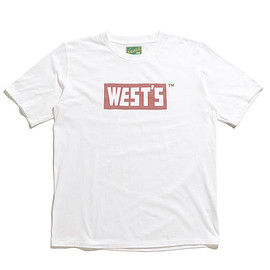 WESTOVERALLS - West T Shirts-Red
