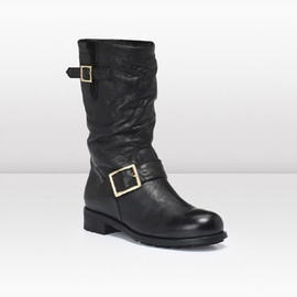 JIMMY CHOO - Biker - Lined