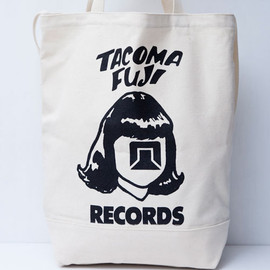 TACOMA FUJI RECORDS - トートバッグ