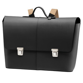 BROOKS ENGLAND - ETON LEATHER SATCHEL