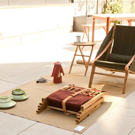 Atelier de Troupe - A de T 'Bivouac' lounge chair