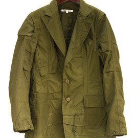 Rebuild By NEEDLES - Military Peaked Lapel Jacket