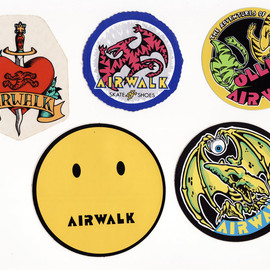 AIRWALK - Sticker