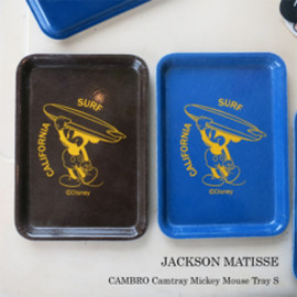 JACKSON MATISSE - 【JACKSON MATISSE】CAMBRO Camtray Mickey Mouse Tray S