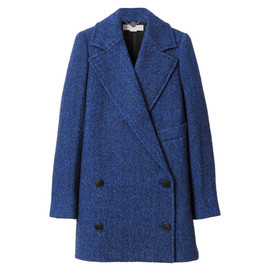 Stella McCartney - MIX WOOL TWEED COAT