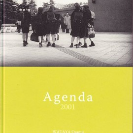 綿谷修 - Agenda 2001, Limited 500 copies