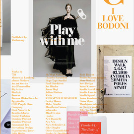 Victionary & TwoPoints.net - I Love Type Series (vol. 3): I Love Bodoni