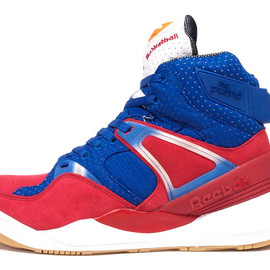 "Reebok - THE PUMP ""CONCEPTS"" ""THE PUMP 25th ANNIVERSARY"" ""LIMITED EDITION for CERTIFIED NETWORK"""