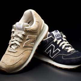 New Balance - Fall 2012 ML574 'Pigskin Suede Pack'
