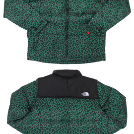 Supreme, THE NORTH FACE - Nuptse Down Jacket