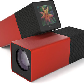 Lytro Light Field Camera Red Hot 16GB 並行輸入品