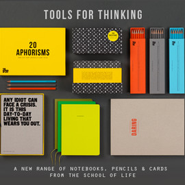The School of Life - Notebooks, Pencils, ...