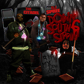 Various Artists - Down South Sippin' 6 (R.I.P. Mixleak.Com)