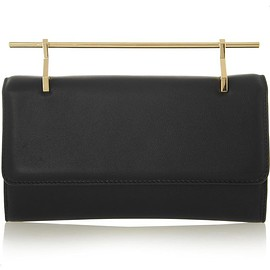 M2Malletier - Fabricca leather clutch