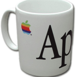 Apple - Logo Printed Mug