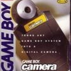 nintendo - Game Boy Camera - Yellow