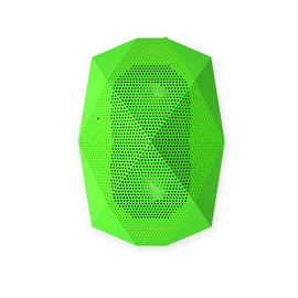 OUTDOOR TECH. - Turtle Shell Boombox-Neon Green