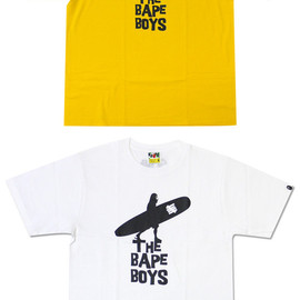 A BATHING APE x UNDEFEATED - コラボ Tシャツ #6