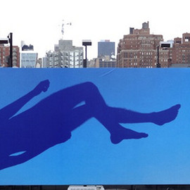 Ryan McGinley - Ryan McGinley for Highline Park's Art Billboard Project