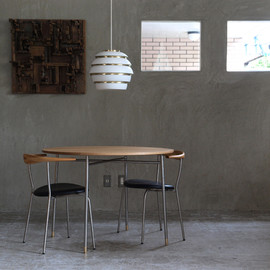 hike - dining table
