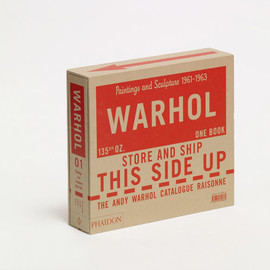 Andy Warhol - The Andy Warhol Catalogue Raisonné Vol. 1