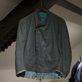 World's End - pirate jacket