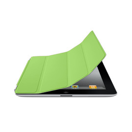 Apple - iPad2 with Green Cover