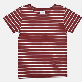 Saturdays - Collett Stripe Boatneck T