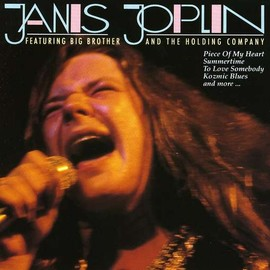 Janis Joplin - FEATURING BIG BROTHER AND THE HOLDEING COMPANY