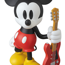 MEDICOM TOY - VCD MICKEY MOUSE(Guitar Ver.)