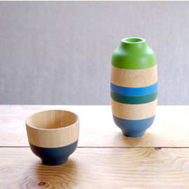 JIN KURAMOTO STUDIO - TEA SET
