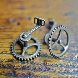 GothamSmith - Bicycle Cufflinks