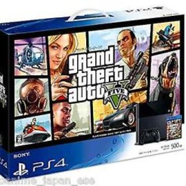 SONY - PS4 Grand Theft Auto V PACK
