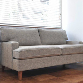 PACIFIC FURNITURE SERVICE - ENGINEERED GARMENTS collaboration SOFA 2P