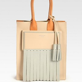 Acne - Piers Colorblock Tote