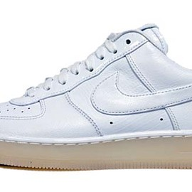 NIKE - NIKE AIR FORCE 1 DOWNTOWN NRG [WHITE/WHITE]