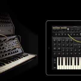 KORG - iMS-20 for iPad