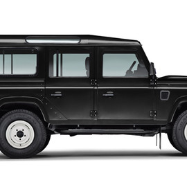 Land Rover - Defender 110 Station Wagon Santorini Black - Metallic