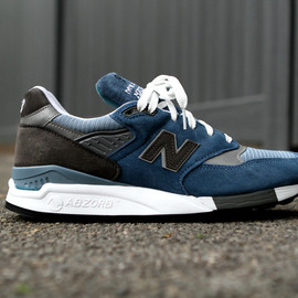New Balance - M998 Blue Denim