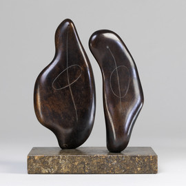 Henry Moore - Two Forms, 1934