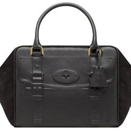Mulberry - handbag Maisie in black
