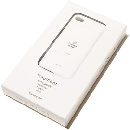 fragment design x VANQUISH - fragment design x VANQUISH iPhone 4/4S case with battery