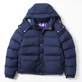 THE NORTH FACE PURPLE LABEL - Vertical Sierra Parka