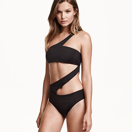 H&M - Cut-out swimsuits