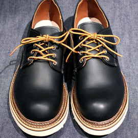 RED WING - 8002 WORK OXFORD ROUND TOE