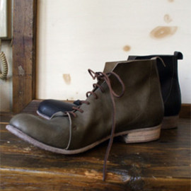 forme - lace up boots