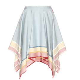 Thom Browne - Resort 2016 Cotton skirt