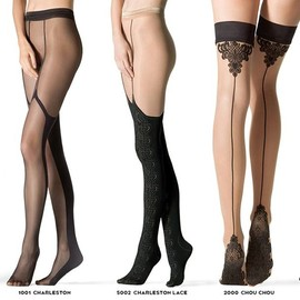 "fogal - Fogal ""The Great Gatsby"" hosiery collection"