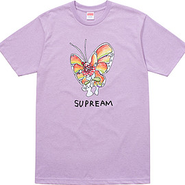 Supreme - Gonz Butterfly Tee