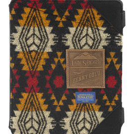 Benny Gold, JanSport, PENDLETON - iPad Mag Sleeve